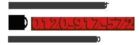 携帯からでも全国通話無料!0120-223-290