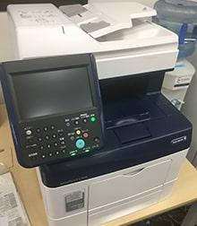 C社様(東京都)ご導入 : [施工事例No.376]Fuji Xerox ApeosPort-V C3320