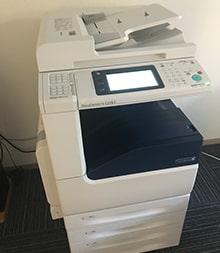 A社様(埼玉県)ご導入 : [施工事例No.382]Fuji Xerox DocuCentre-IV C2263N PFS-4T