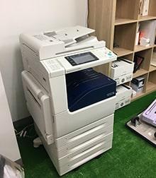 E社様(東京都)ご導入 : [施工事例No.383]Fuji Xerox DocuCentre-IV C2263N PFS-4T