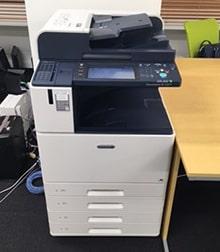A社様(神奈川県)ご導入 : [施工事例No.384]Fuji Xerox DocuCentre-VI C2271 PFS
