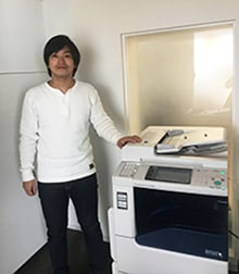 G社様 |XEROX Docucentre-V C2263 1台