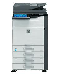 SHARP MX-5141FN