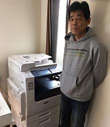 O社様(兵庫県)ご導入 : [施工事例No.421]Fuji Xerox DocuCentre-VI C2264 PFS