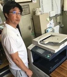 Y社様(東京都)ご導入 : [施工事例No.423]Fuji Xerox DocuCentre-Ⅵ C2264