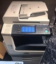I社様(群馬県)ご導入 : [施工事例No.403]Fuji Xerox DocuCentre-VI C2264 PFS