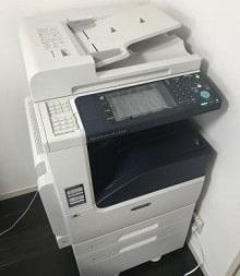 T社様(千葉県)ご導入 : [施工事例No.404]Fuji Xerox DocuCentre-VI C2264 PFS