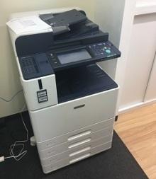 A社様(東京都)ご導入 : [施工事例No.405]Fuji Xerox DocuCentre-VI C2264 PFS