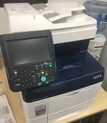 C社様(東京都)ご導入 : [施工事例No.426]Fuji Xerox ApeosPort-V C3320