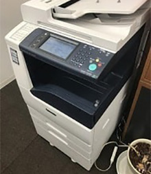 H社様(岩手県)ご導入 : [施工事例No.429]Fuji Xerox DocuCentre-Ⅵ C2264