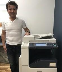 F社様(奈良県)ご導入 : [施工事例No.435]Fuji Xerox DocuCentre-Ⅵ C2264