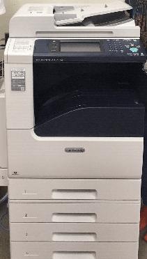 A社様(大阪府)ご導入 : [施工事例No.436]Fuji Xerox DocuCentre-Ⅵ C2264