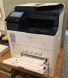 B社様 |Fuji Xerox ApeosPort-VII C3322