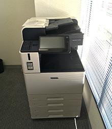M社様(神奈川県)ご導入 : [施工事例No.450]Fuji Xerox ApeosPort C2570