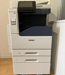 Y社様(神奈川県)ご導入 : [施工事例No.454]Fuji Xerox ApeosPort C2360
