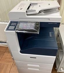 T社様(東京都)ご導入 : [施工事例No.455]Fuji Xerox ApeosPort C2360