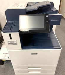 I社様(埼玉県)ご導入 : [施工事例No.456]Fuji Xerox ApeosPort C2570