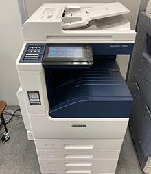 T社様(東京都)ご導入 : [施工事例No.458]Fuji Xerox ApeosPort C2360
