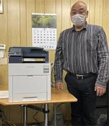 C社様(神奈川県)ご導入 : [施工事例No.461]Fuji Xerox ApeosPort C3322